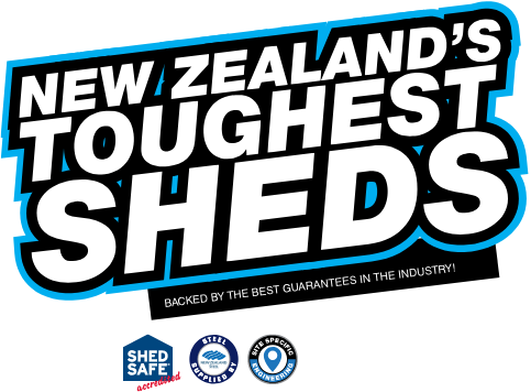 New Zealands's Toughest Sheds