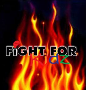 Fight for kids
