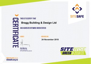 We are now Sitewise Green
